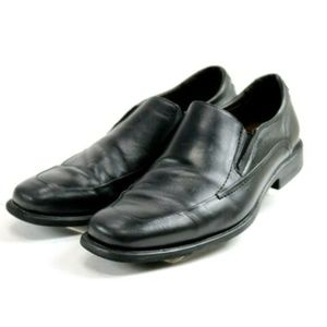 Johnston & Murphy Tilden Men's Shoes Size 9 Black